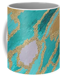 Spirit Journey Coffee Mug by Rachel Hannah
