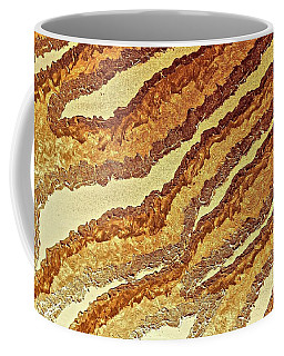 Spirit Journey  Through Desolation Coffee Mug by Rachel Hannah