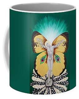 Blaa Kattproduksjoner             Spirit Of Aurelias Flight Coffee Mug
