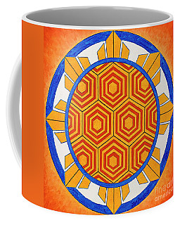 Spirit Of Kapwa/espiritu De La Solidaridad Coffee Mug