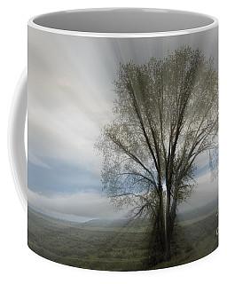 Coffee Mug featuring the photograph Spirit Of Nature by Sandra Bronstein