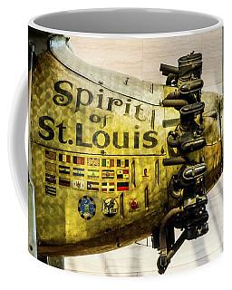 Spirit Of St Louis Coffee Mug
