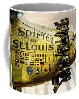 Spirit Of St Louis Coffee Mug