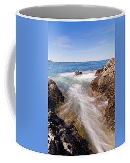 Coffee Mug featuring the photograph Spirit Of The Atlantic by Brian Hale