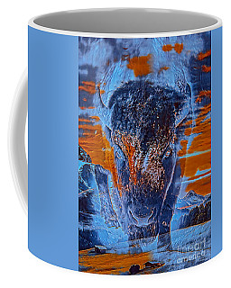 Spirit Of The Buffalo Coffee Mug