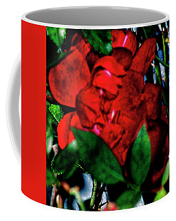 Spirit Of The Rose Coffee Mug