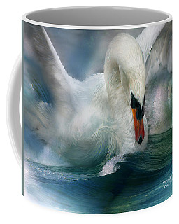 Spirit Of The Swan Coffee Mug