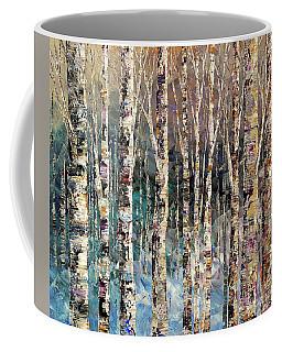 Spirit Of Winter Coffee Mug by Tatiana Iliina