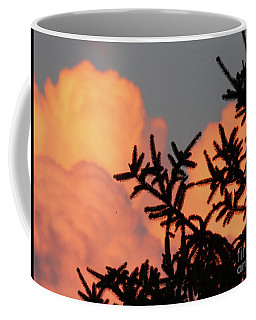 Coffee Mug featuring the photograph Spirit Pines by Rosanne Licciardi