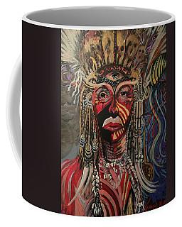 Spirit Portrait Coffee Mug