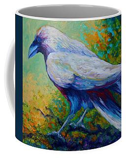Spirit Raven Coffee Mug