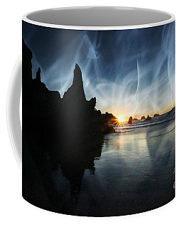 Spirits At Sunset Coffee Mug