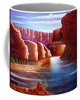 Spirits Of The River Coffee Mug