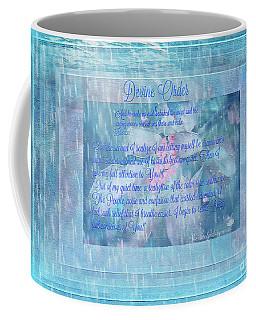 Spiritual Art  Devine Order Coffee Mug by Sherri's Of Palm Springs