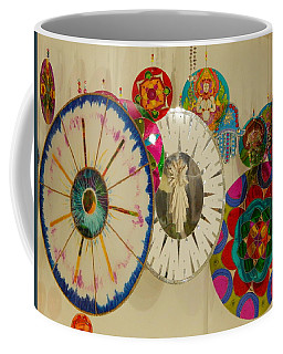 Spiritual Decoration Coffee Mug by Beto Machado