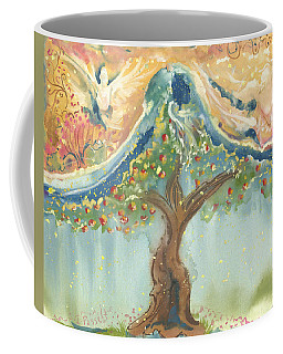 Spiritual Embrace Coffee Mug