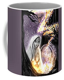 Spiritual Ghost Fantasy Art Coffee Mug