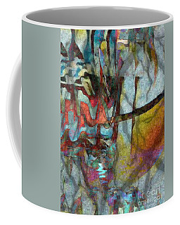 Coffee Mug featuring the photograph Spirit Quest by Kathie Chicoine