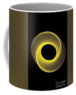 Spirograph Spiral 09 Coffee Mug