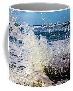 Wave Crash And Splash Coffee Mug