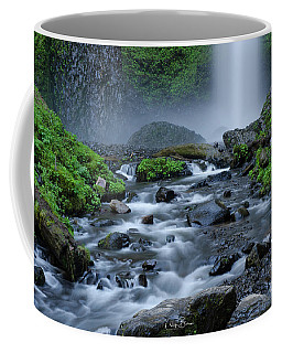 Splash And Flow Coffee Mug