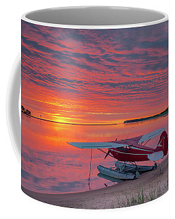 Splash-in Sunrise Coffee Mug