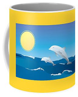 Splash Coffee Mug by Now