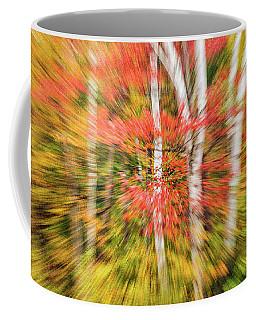 Splash Of Autumn Coffee Mug