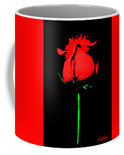Splash Of Ink Coffee Mug