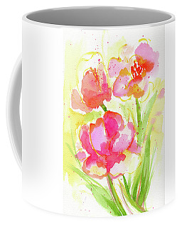 Splash Of Pinks  Coffee Mug