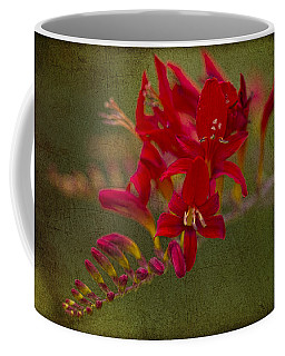 Splash Of Red. Coffee Mug