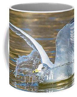 Splashdown Coffee Mug by Jeff at JSJ Photography