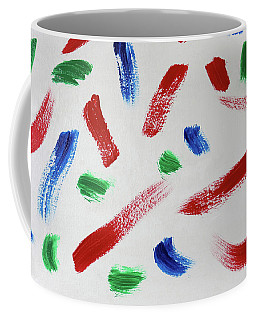 Splatter Coffee Mug