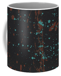 Splatter Ts Coffee Mug