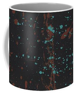 Splatter Ts Coffee Mug