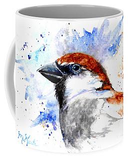 Splendid Sparrow Coffee Mug