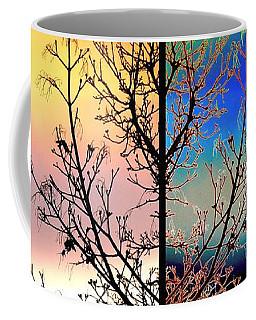 Splendid Spring Fusion Coffee Mug by Will Borden