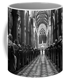 Coffee Mug featuring the photograph Splendour Of Venice Concert by Miroslava Jurcik