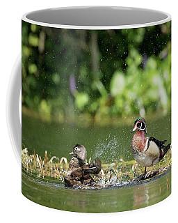 Splish Splash Coffee Mug