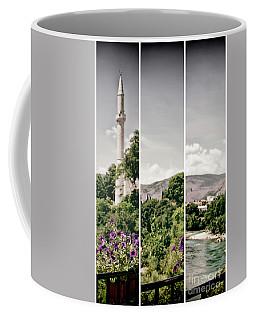 Split Landscape Coffee Mug