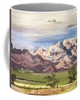 Split Mountain Coffee Mug