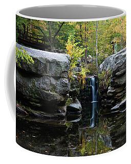 Split Rock In October #1 Coffee Mug
