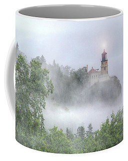 Split Rock Lighthouse Lake Superior North Shore Coffee Mug