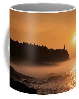 Split Rock's Morning Glow Coffee Mug