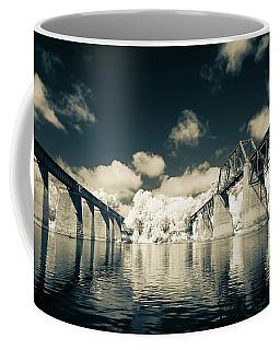 Congaree Trestles Cayce, Sc Coffee Mug