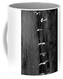 Emerging From The Trunk Coffee Mug