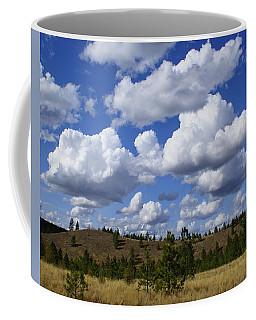Spokane Cloudscape Coffee Mug