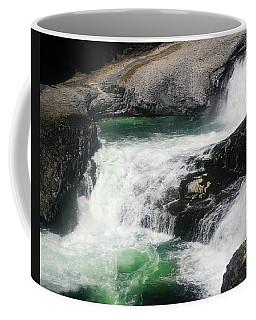 Spokane Water Fall Coffee Mug