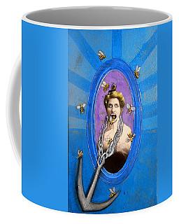 Spoke In Bees Coffee Mug