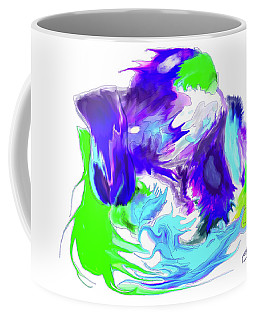 Spontaneous Flash Coffee Mug